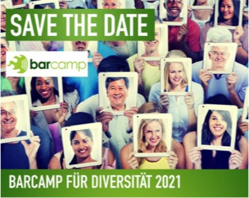 Barcamp für Diversität