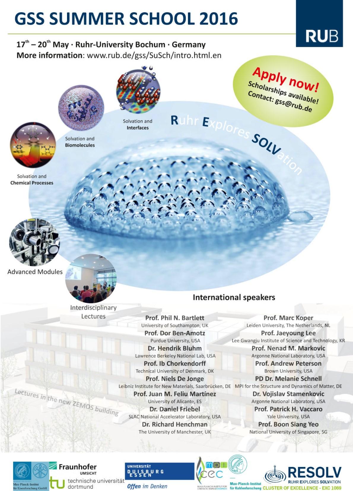 Aktuelle Meldungen von der Fakultät für Chemie
