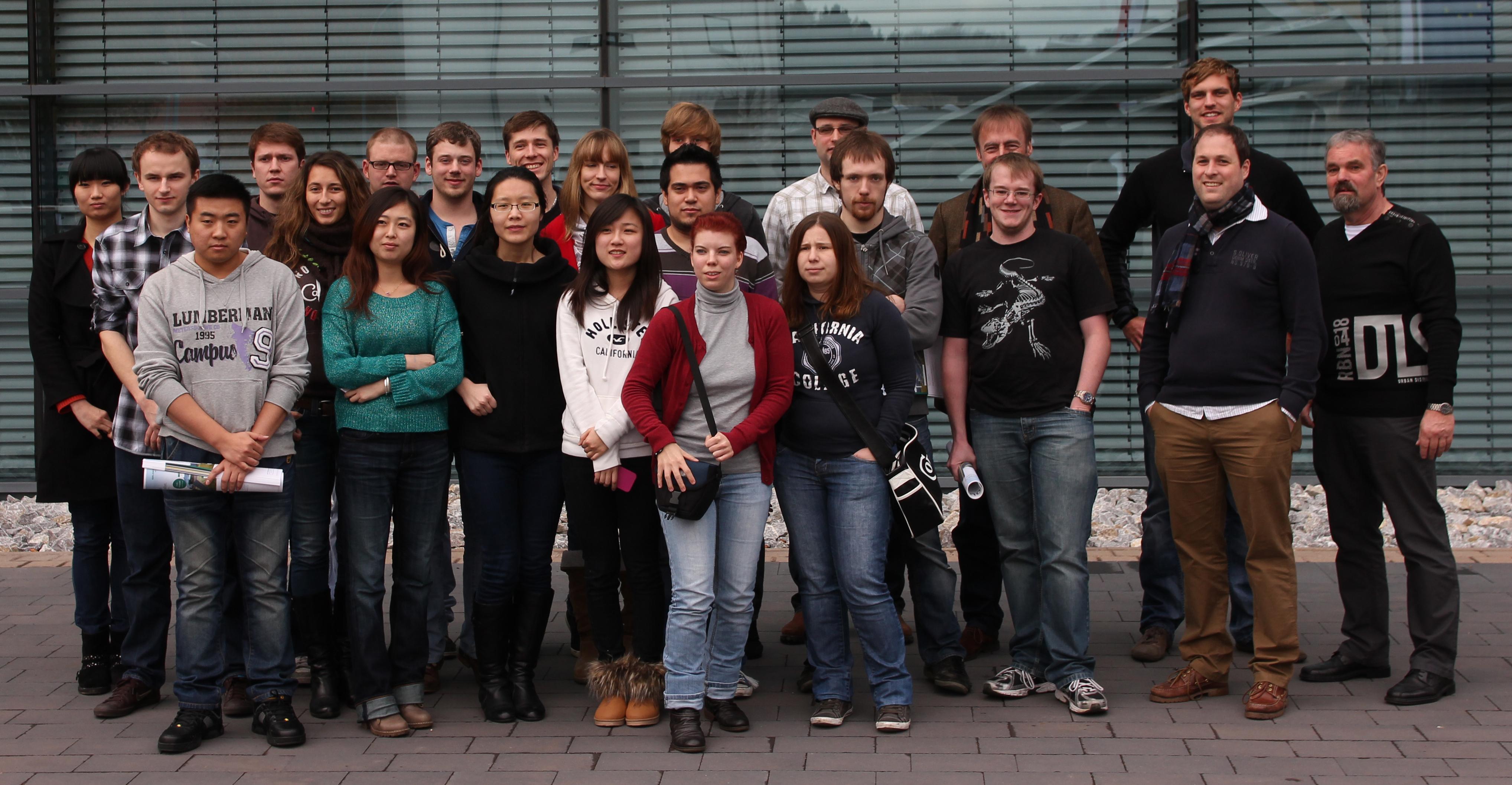 Informationen zu exkursionen des lehrstuhls fertigungstechnik for Maho deckel seebach