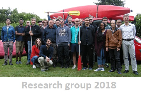 Welcome To Our Research Group