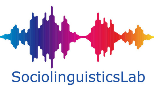 Logo Sociolinguistics Lab