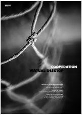 Plakat zum Thema Virtual Desktop