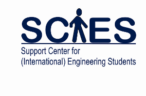 Logo von SCIES (Support Center for International Engineering Students)