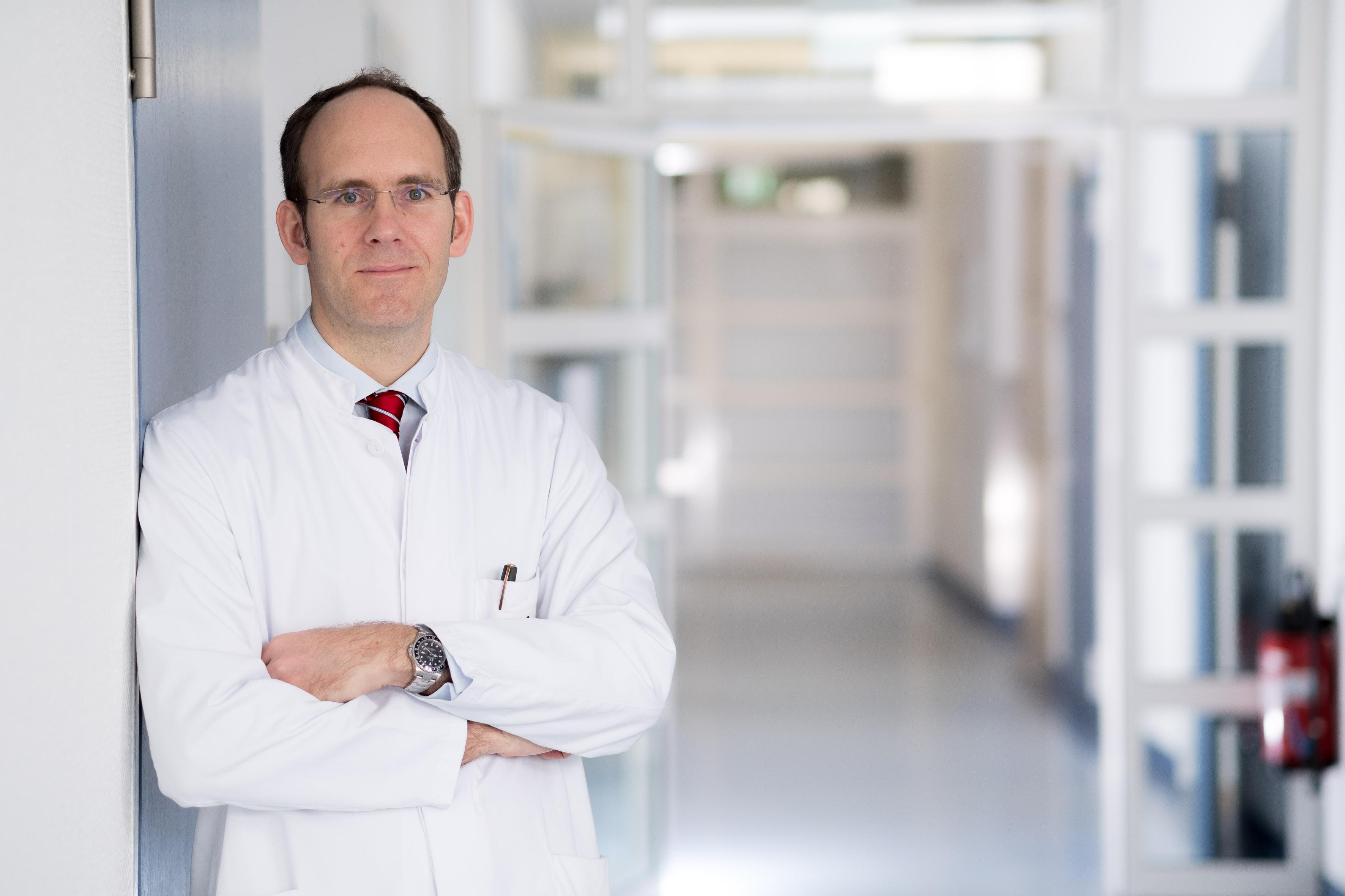 Prof. Dr. Boris Hadaschik, Foto: UDE/Frank Preuß