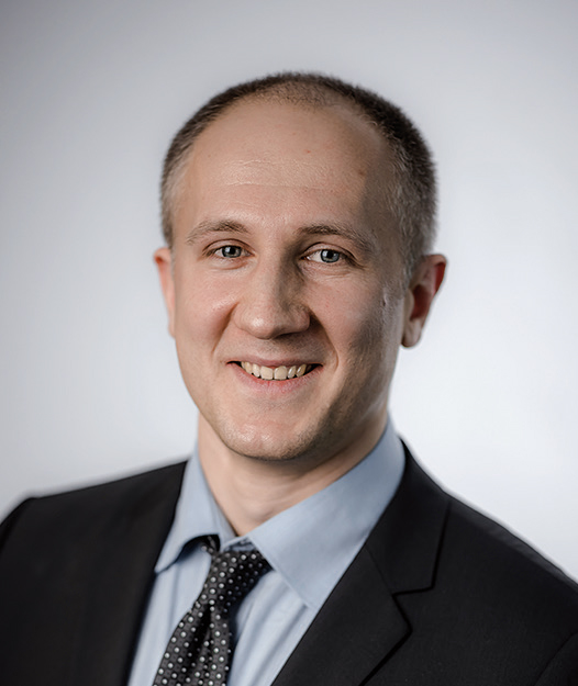 Dr.-Ing. Patrick S. Kurzeja