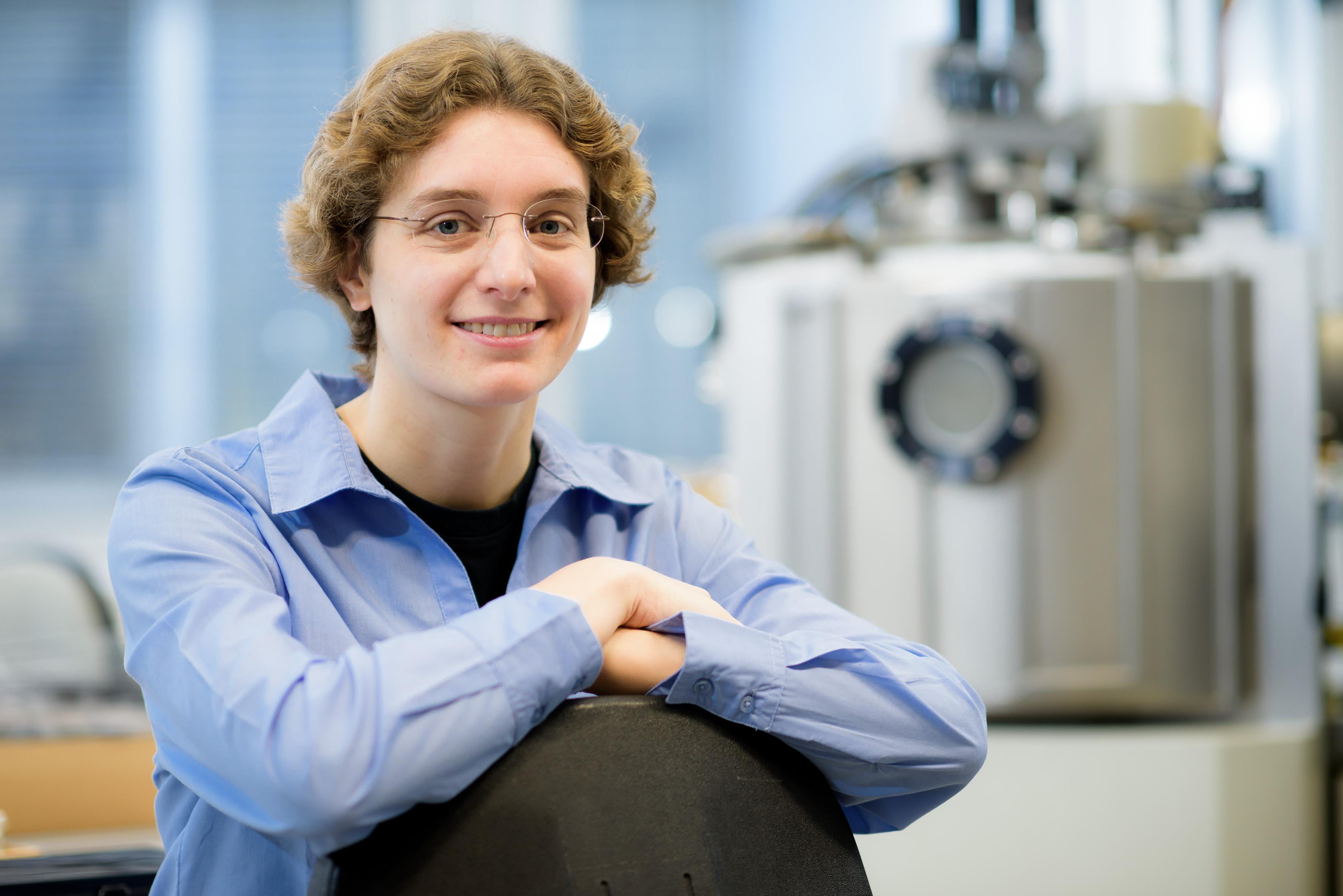 Prof. Dr. Martina Schmid, Foto: UDE/Frank Preuß