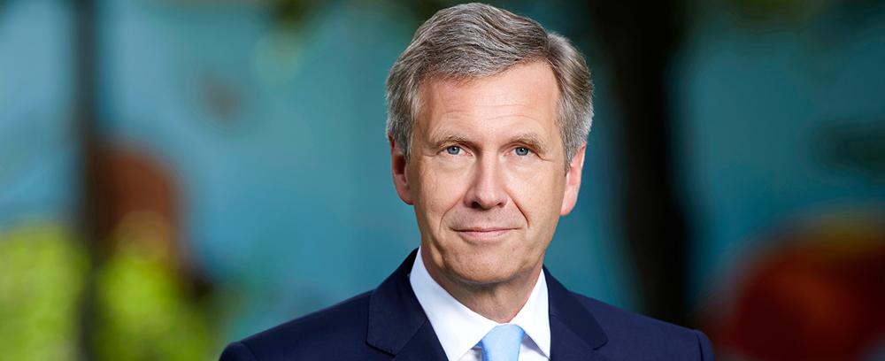 Christian Wulff (L. Chaperon)