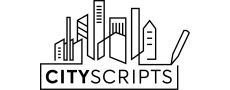 Logo der Organisationseinheit City Scripts