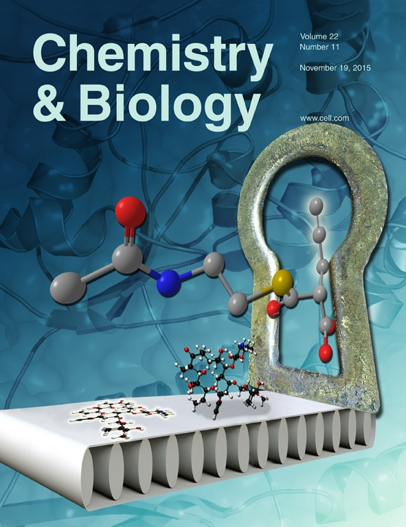 Cover of a journal