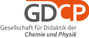 Gdcp Wortbildlogo