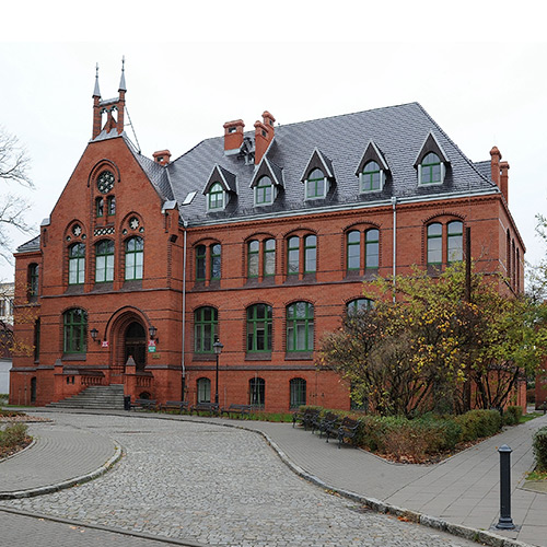 Wroclaw Medical University_Campus