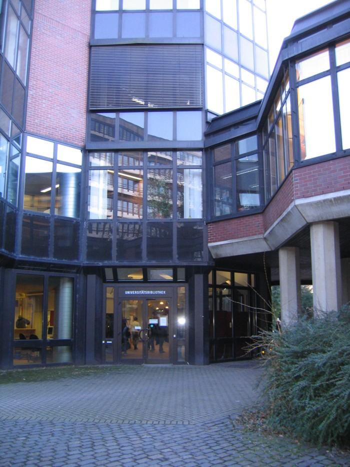 Duisburg Uni Bibliothek