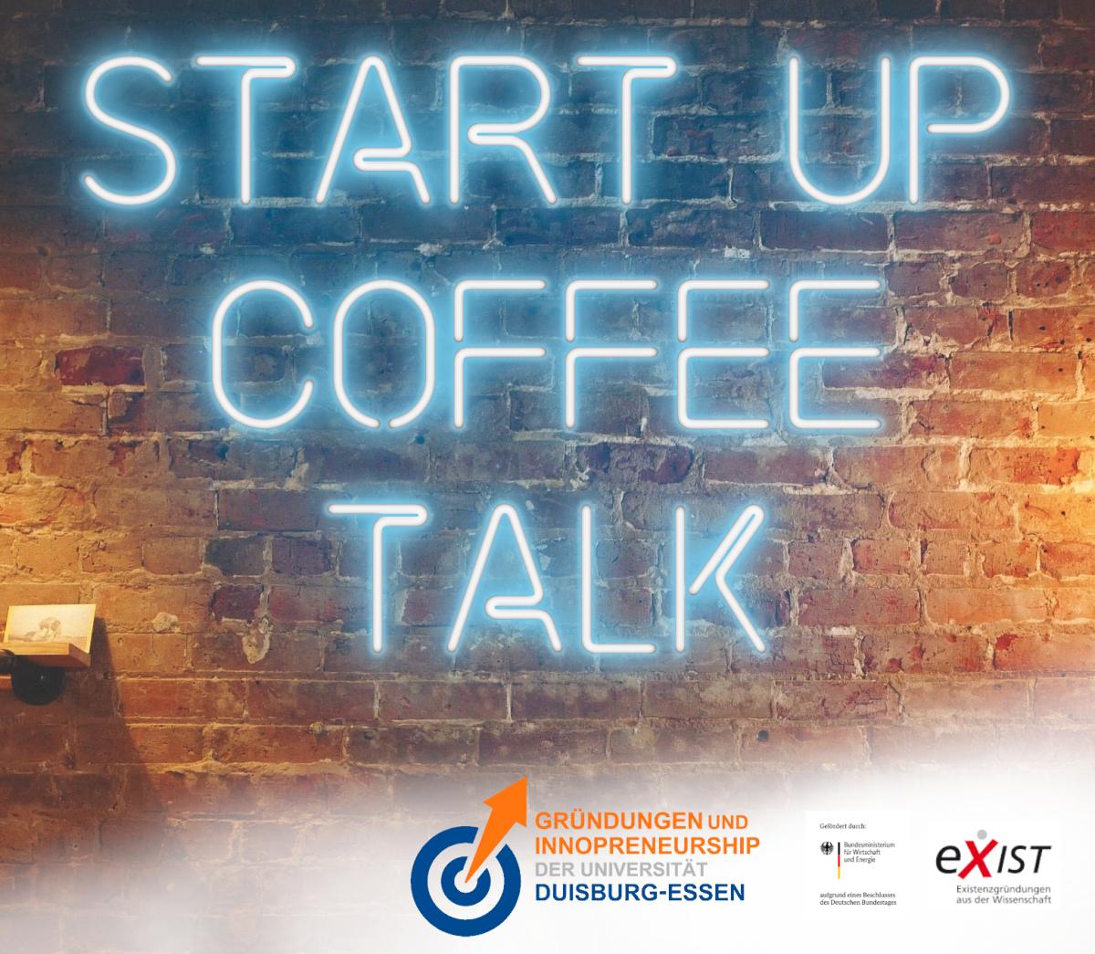 GUIDE Veranstaltungsreihe: Start-up Coffee Talk #3