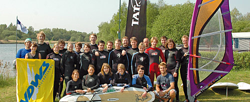 SUP-/Windsurfcamp an der Nordsee