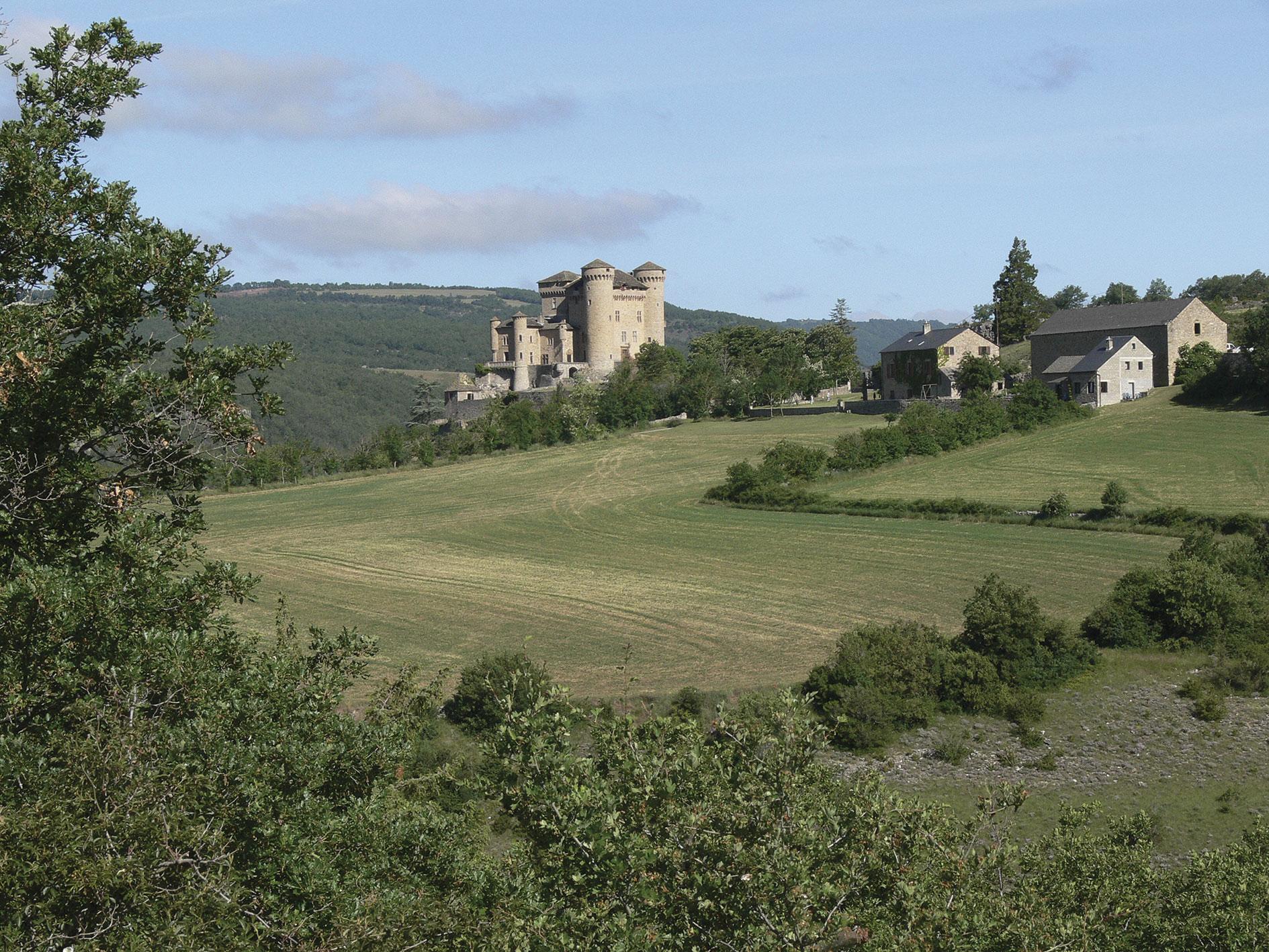Unterkunft am Schloss in Südfrankreich