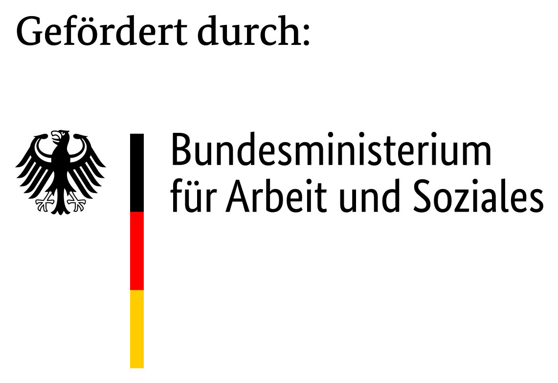 Logo des Geldgebers