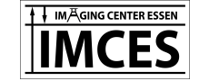 Logo der Organisationseinheit IMCES - Imaging Center Essen