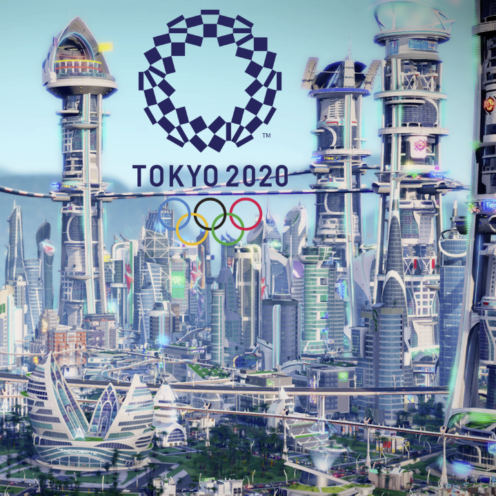 City of Tomorrow - Urban Innovations and the Tokyo 2020 Games