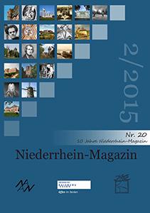 NAAN-Zeitschrift, Cover