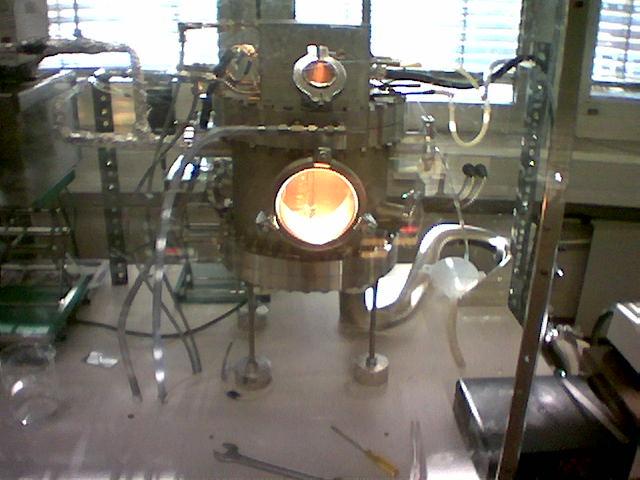 Bild CVD Lichtreaktor