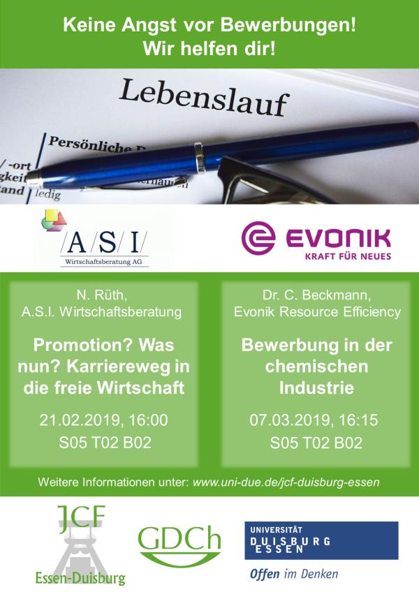 Uni Essen Online Bewerbung