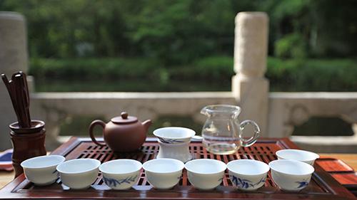 Tee-Tasting online