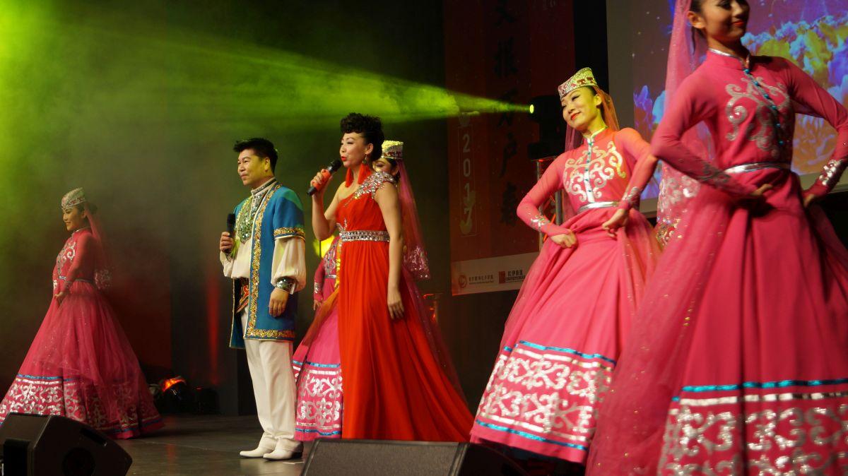 Chinesisches Frühlingsfest 2017