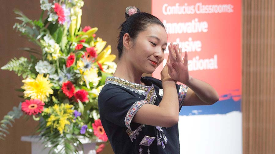 Workshop Chinesischer Tanz