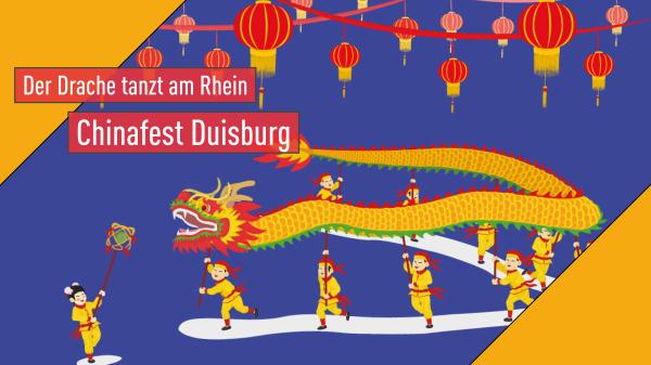 Chinafest Duisburg
