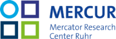 Mercator research center ruhr logo