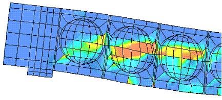 Trag und verformungsverhalten for Finite elemente berechnung