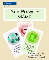 Cover of the App Privacy Game