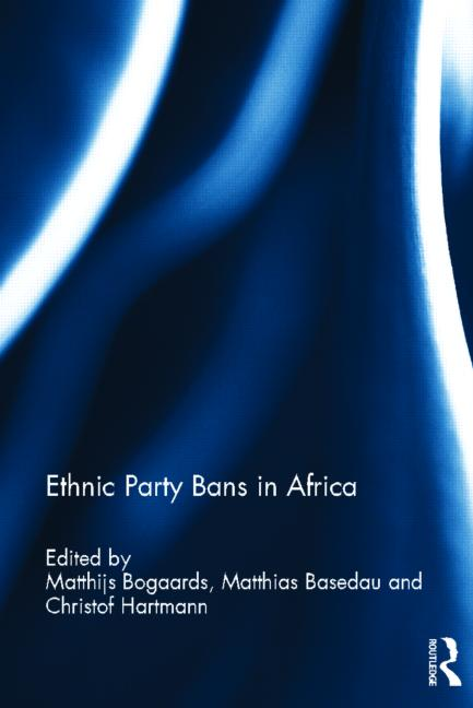 Ethnic Party Bans in Africa