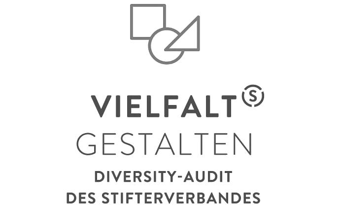 Logo Vielfalt gestalten NRW