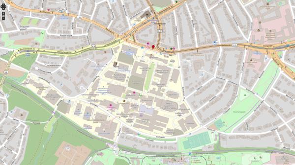 Stadt Essen Karte.Wie Sie Sich Bei Uns Zurecht Finden
