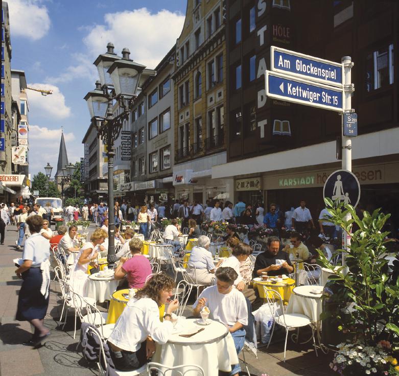 Living in Duisburg Essen