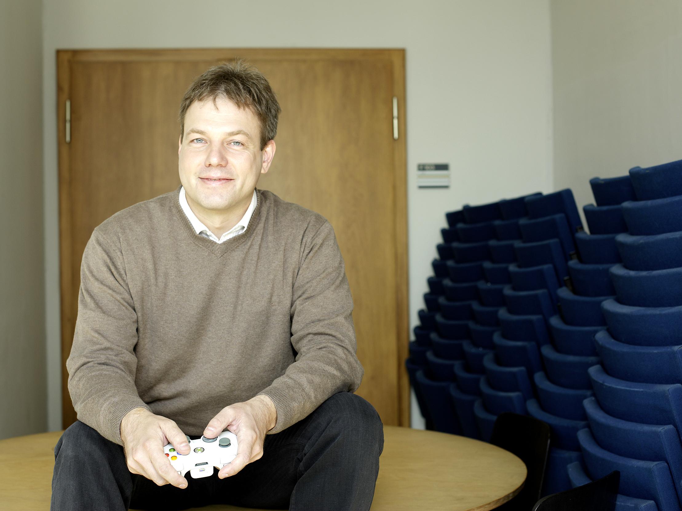 Prof. Dr. Maic Masuch