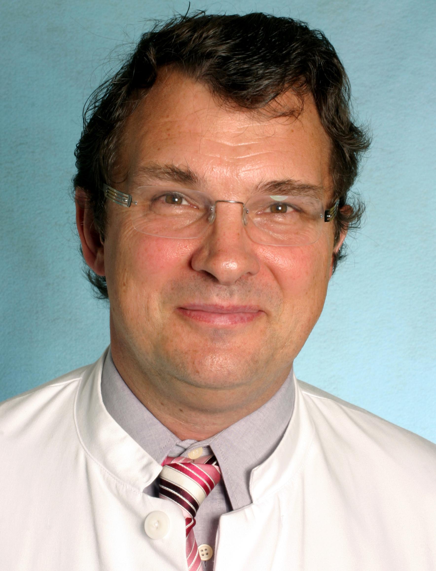Prof. Dr. med. Dirk Schadendorf.Foto:UDE-Pressestelle©