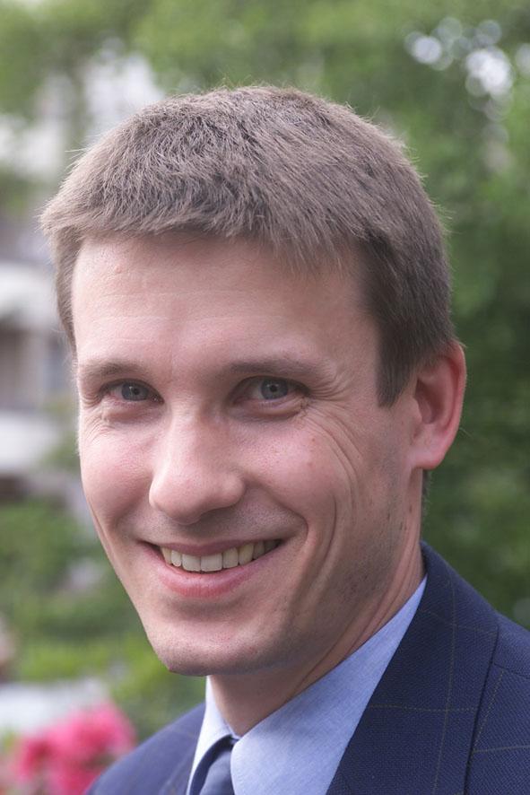 Prof. Dr. Carsten Schmuck. Foto: UDE ©