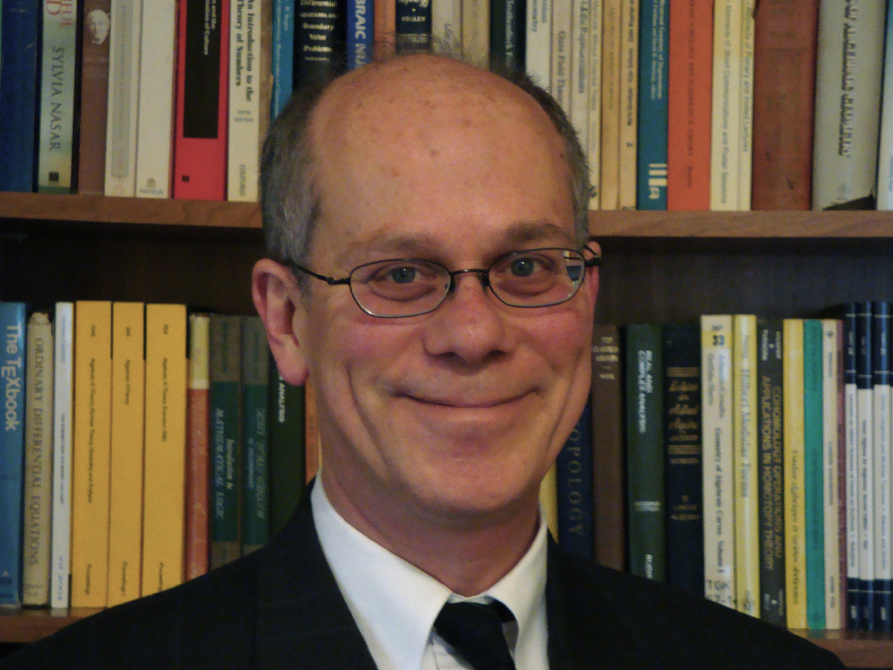Prof. Dr. Marc Levine