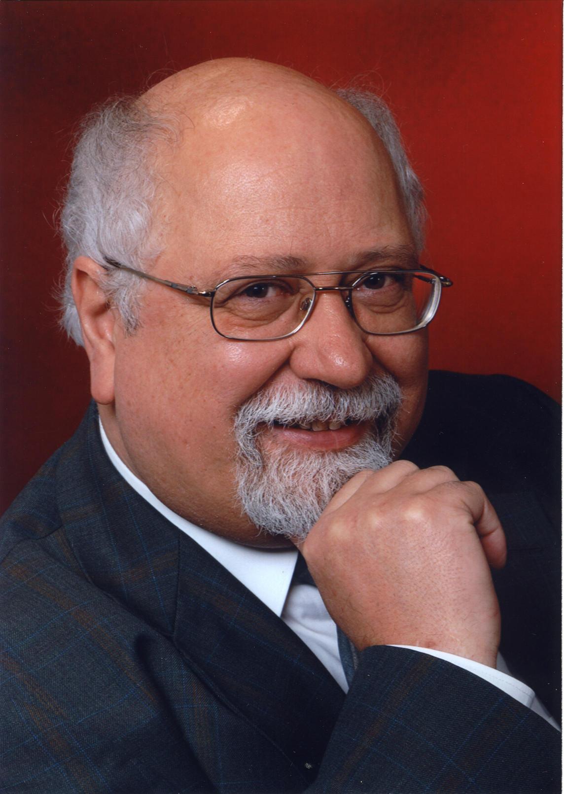 Prof. Dr. Roland Boese ist Chemiker aus Leidenschaft. Foto: UDE-Pressestelle©