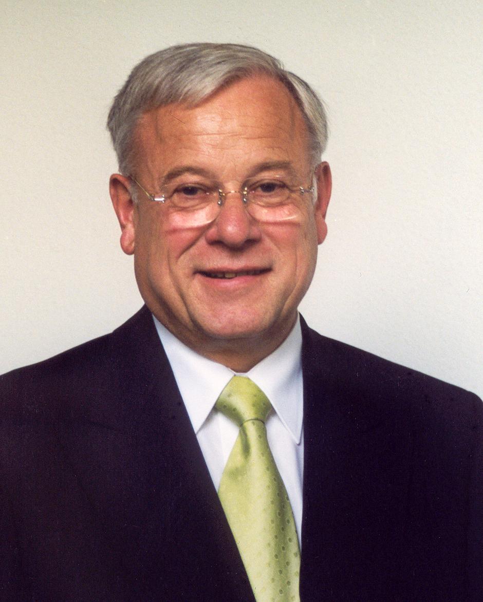 Prof. Dr.-Ing. Heinz Fissan (Fotonachweis: UDE)
