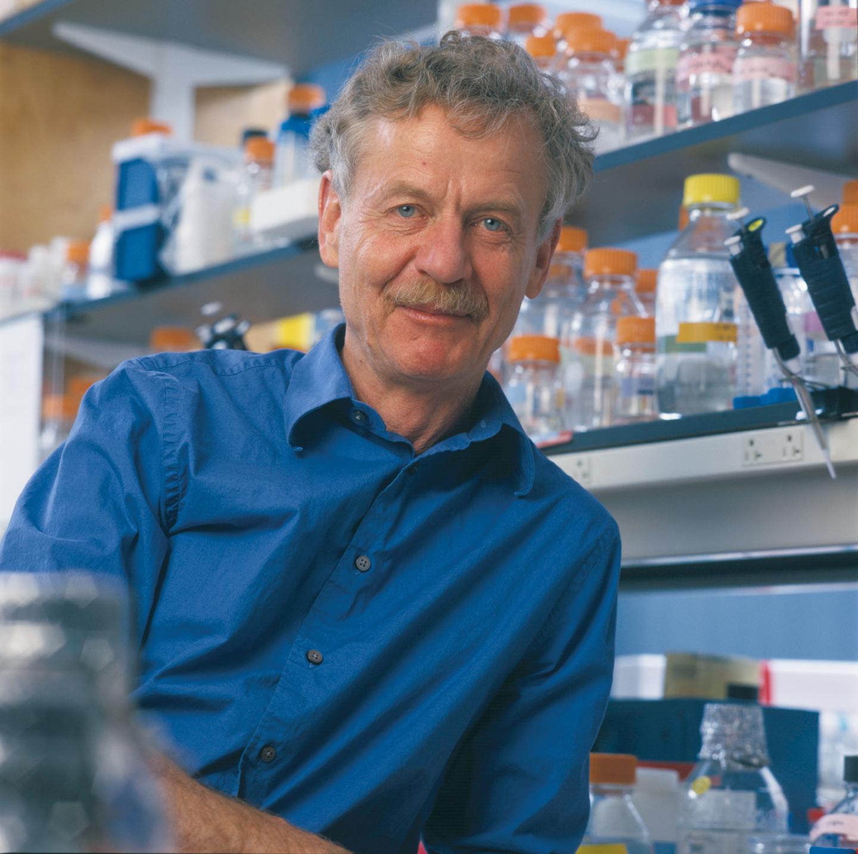 Kommt an die UDE: Prof. Dr. Rudolf Jaenisch. Foto: Sam Ogden/Whitehead Institute ©