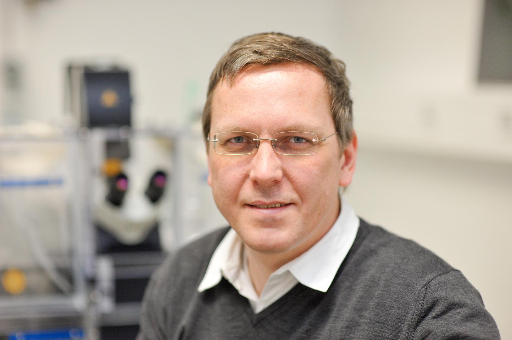Prof. Dr. Hemmo Meyer. Foto:UDE-Pressestelle©