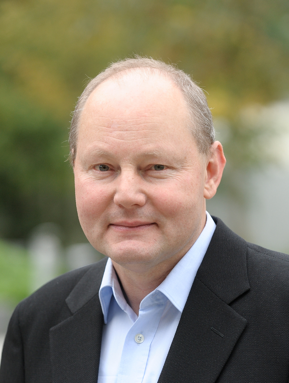 Prof. Dr. Rolf Parr. Foto: UDE-Pressestelle ©