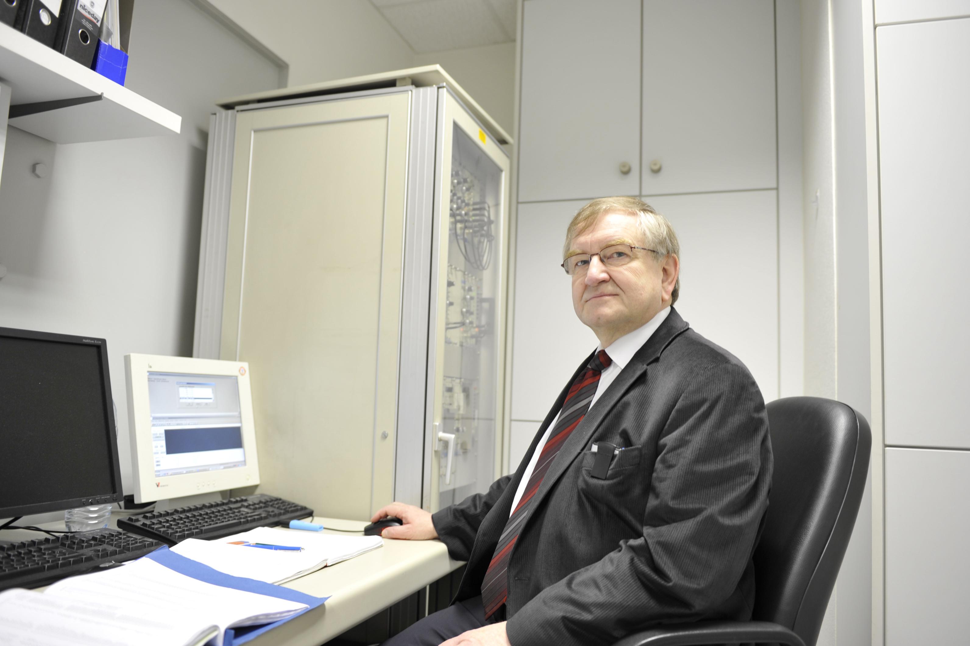 Prof. Bockisch (Fotonachweis: UK Essen)