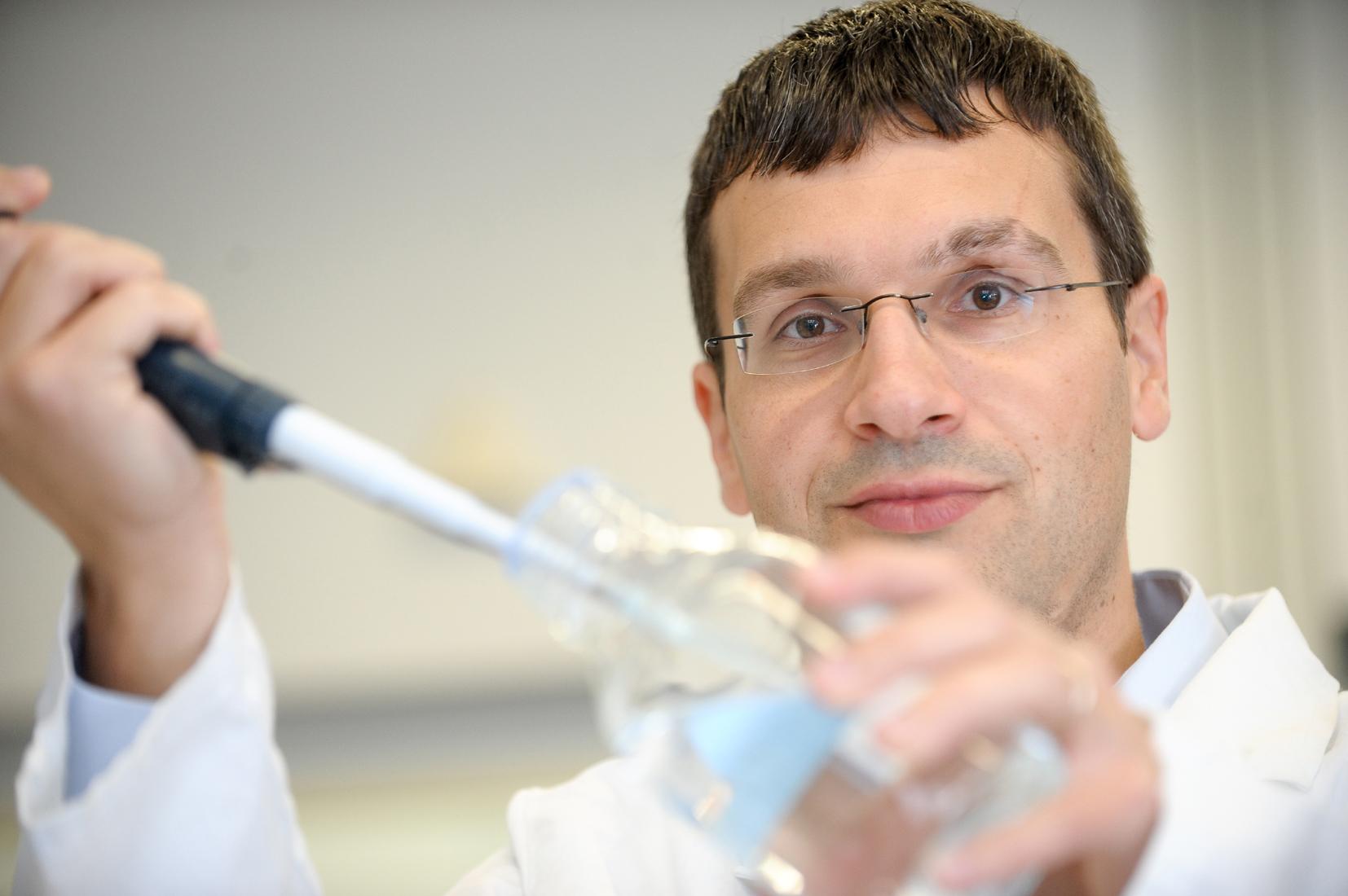 Prof. Dr. Markus Kaiser. Foto: UDE ©