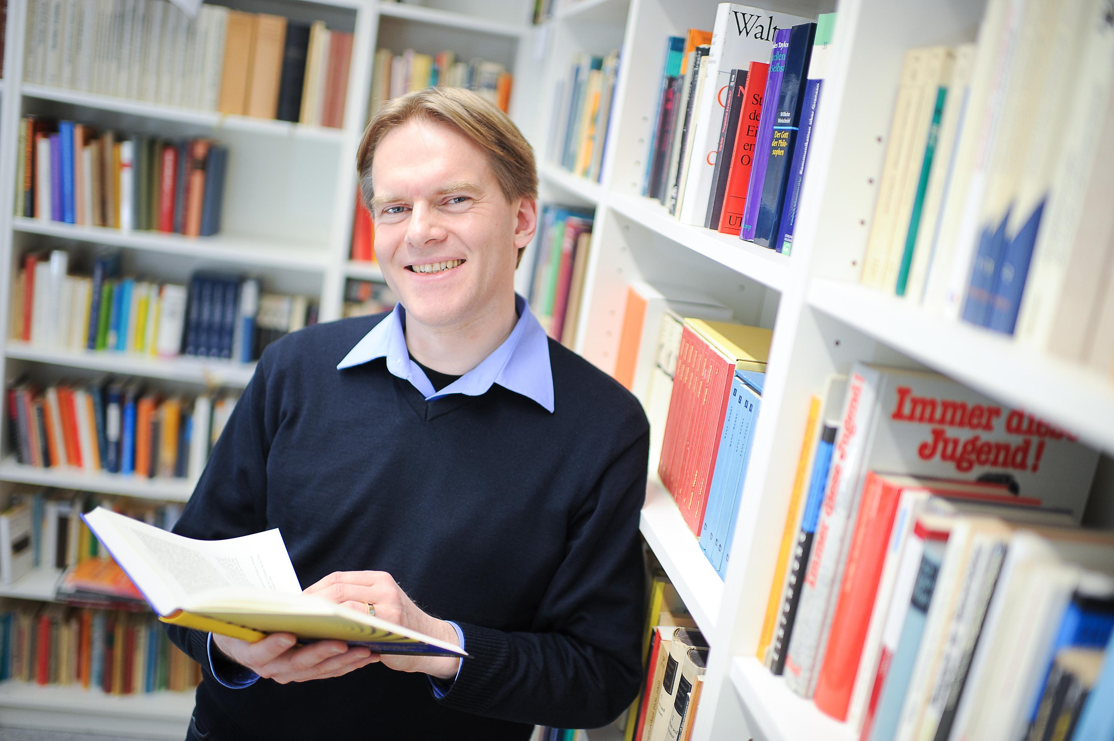 Prof. Dr. Marcel Nieden (Foto: © UDE-Pressestelle)