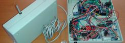 Sensorbox für Gabelstapler