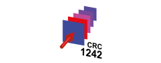 Logo der Organisationseinheit Collaborative Research Centre 1242